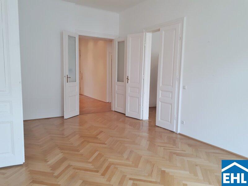 Wunderschöne 4 Zimmeraltbauwohnung Nähe Schubertpark /  / 1180Wien / Bild 1