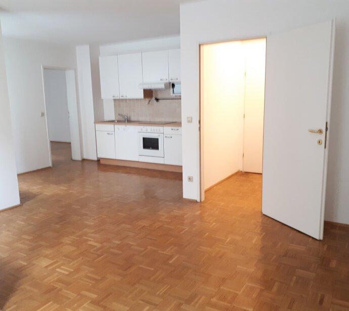 Sanierte, moderne, hofseitige 2-Zimmer-Neubauwohnung in ruhiger, zentraler Lage des 5. Bezirks