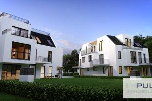 STADTHAUS 7HIRTEN | Ruhige 3-Zimmer Wohnung | zentral begehbar | 2 Balkone | Sommer 2021 bezugsfertig | TOP 2.4