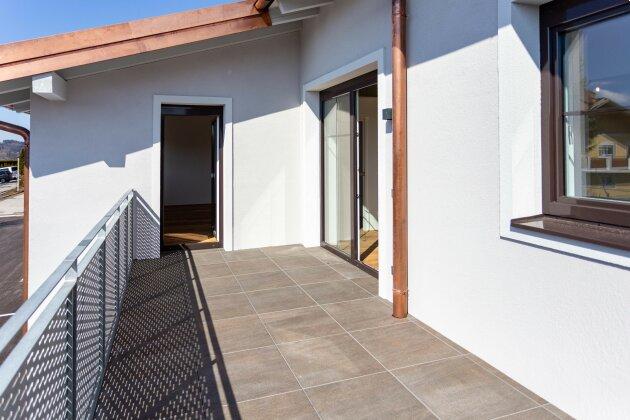 Sonnige 2-Zimmer-Terrassenwohnung - Photo 11