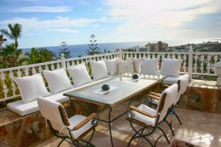 Traumhaftes Feriendomizil in Gran Canaria. - Atemberaubender Meer-Blick.