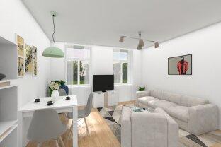 *VERKAUFT* Leistbares Eigentum - Singlewohnung in Rudolfsheim