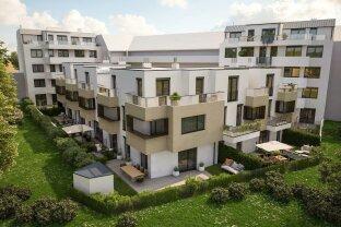 Wohnhausanlage in Wien-Stammersdorf