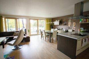 4-Zimmer-Maisonette mit Balkon und Grünblick in ruhiger Lage