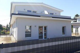 PROVISIONSFREIE 4 Zimmer Neubauwohnung mit großem Garten im ehemaligen Cottageviertel von Strasshof