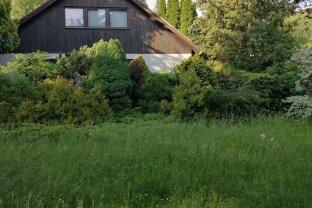 Nettes Haus mit tollem Garten und viel Potential im Wienerwald zu verkaufen!