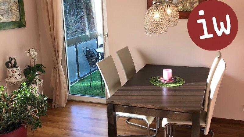 Sonnige 3 Zimmerwohnung mit Loggia, nahe Zentrum Klosterneuburg Objekt_580 Bild_202