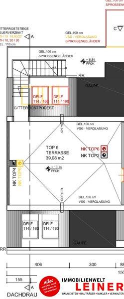 Exklusives Penthouse im Zentrum von Schwechat mit Dachterrasse Objekt_9344 Bild_336