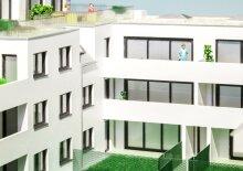•RESERVIERT• INpurkersdorf - LOGGIA mit 3-Zimmern in bester AUSFÜHRUNG in den GRÜNEN INNENHOF ausgerichtet - Top 14