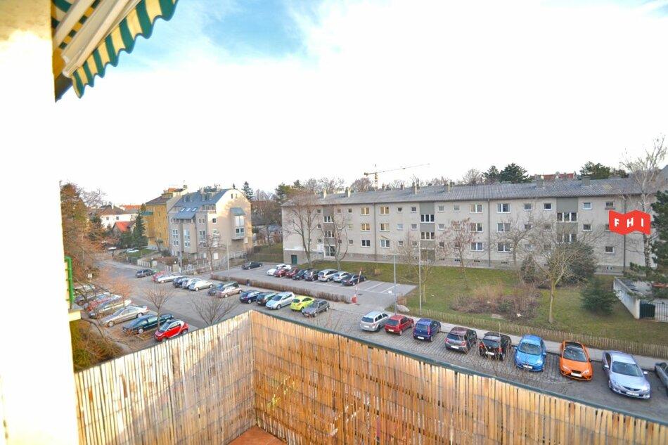 Südseitige 2 Zimmer Balkonmiete in ruhiger Lage