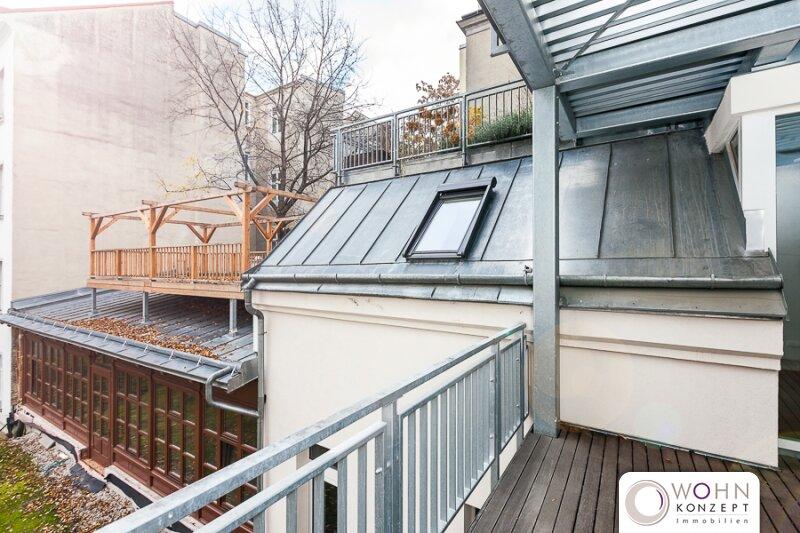 Großzügiger stilvoll renovierter 156m² Altbau mit großen Freiflächen in 1180 Wien /  / 1180Wien / Bild 5