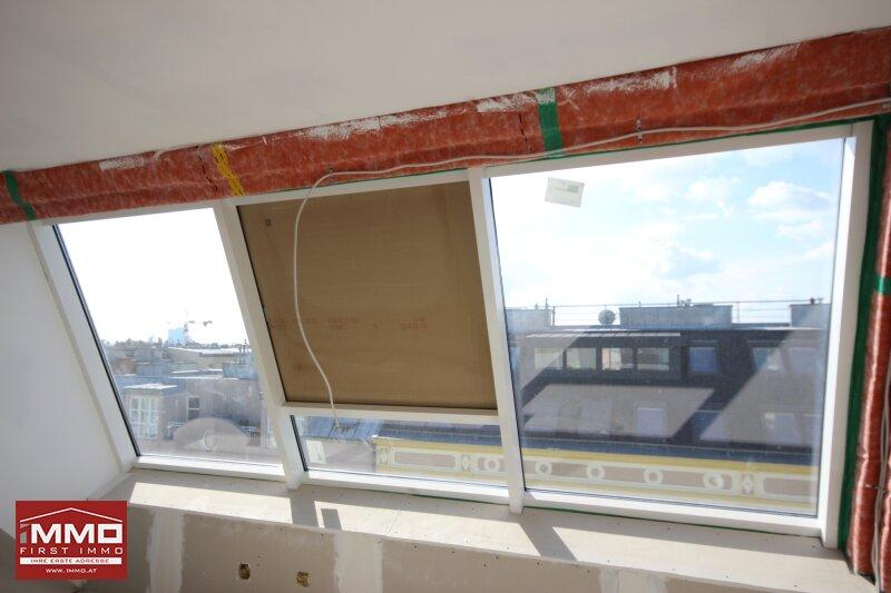 *^* Wunderschöne helle Dachgeschossmaisonette inklusive Weitblick und ruhiger Terrasse, nach eigenen Wünschen und Ideen fertigstellen *^* /  / 1140Wien / Bild 10