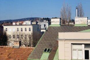 *RESERVIERT* Single Dachterrassenstudio in Oberdöbling