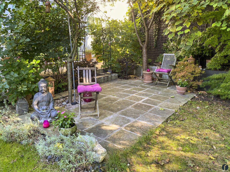 Impressionen von Haus und Garten im Sommer