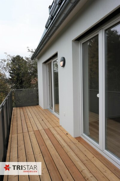 :::Wohnprojekt im Baurecht - Stilvolle Neubaumaisonettewohnung mit zwei Terrassen in absoluter Grünruhelage::: /  / 3400Klosterneuburg / Bild 10