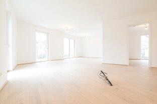 Lichtdurchflutete, großzügige 3-Zimmer Wohnung in Mödling (Neubau Erstbezug)