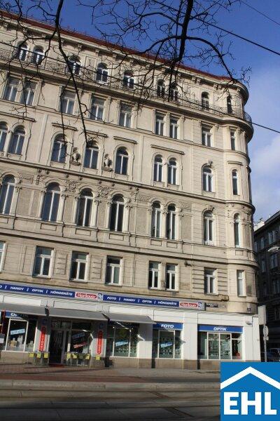 Großzügige 2 Zimmer-Altbauwohnung Nähe Augarten /  / 1200Wien / Bild 9