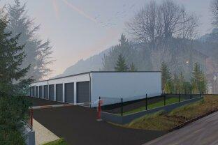 Garagen - 16 neue Garagen ab Sommer 2020 in 8600 Bruck an der Mur
