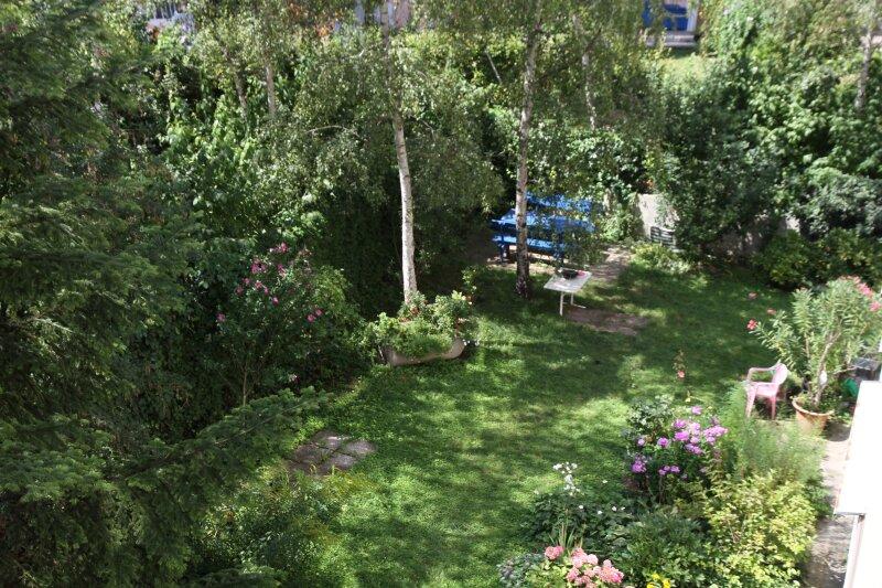U4 Ober Sankt Veit, Gartenausblick, Gartenbenützung, Balkon, 30 m²-Wohnsalon !