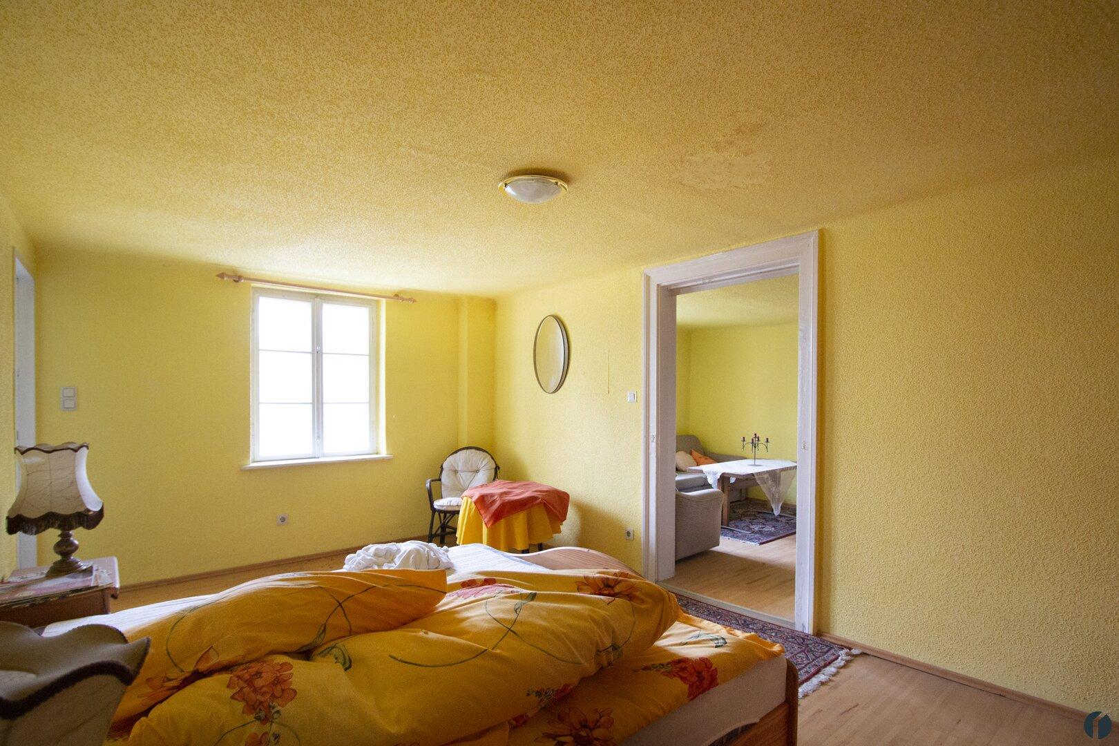 Wohnung Nebengebäude Obergeschoss