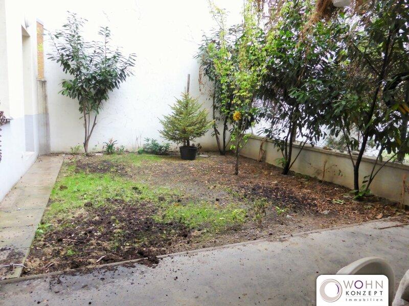 Unbefristete 74m² Gartenwohnung in Ruhelage - 1100 Wien