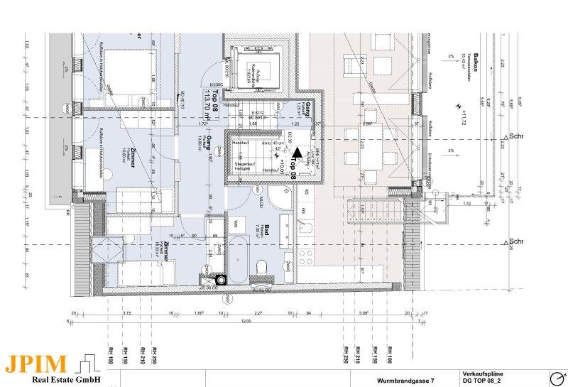 PROVISIONSFREI! 5-Zimmer-Dachgeschosswohnung mit 360° Blick Dachterrasse /  / 1220Wien / Bild 1