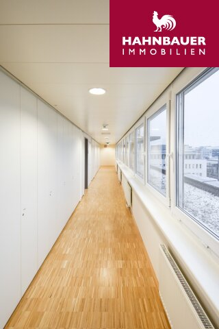 Modernes Büro 210 m2 zu mieten, bei U-Bahn, S-Bahn, zentral in 1210 Wien