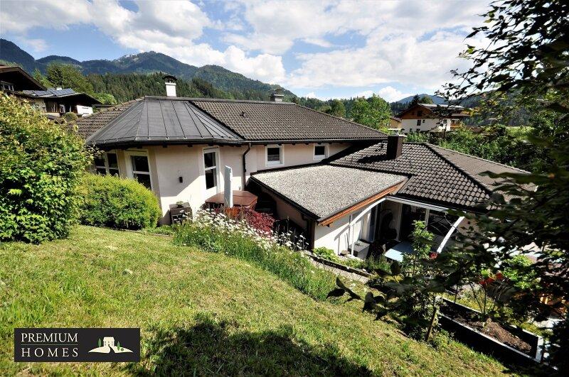 Kirchbichl Zweifamilienhaus_ hohe Qualität mit Modernen Design_Garten-Harmonie
