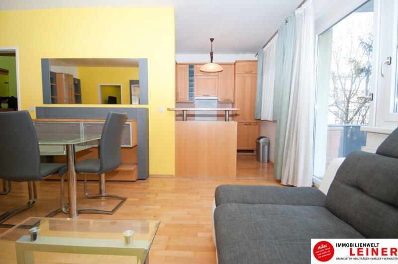 Herzlich willkommen auf 80 m² - geschmackvoll möblierte 3 Zimmer Mietwohnung mit Loggia in bester, grüner Innenhof Lage! Objekt_10840 Bild_648