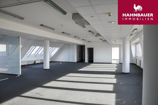 Modern Office 345 m2 to let, underground parking, motorway 1110 Wien