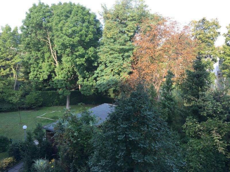 59m² Neubauwohnung, hell und ruhig, Grünblick, 6m² Loggia & 600m² Garten, teil-möbliert, unbefristet