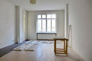 Hofseitige 4-Zimmer Wohnung mit Balkon - Mariahilfer Straße - Nähe Neubaugasse