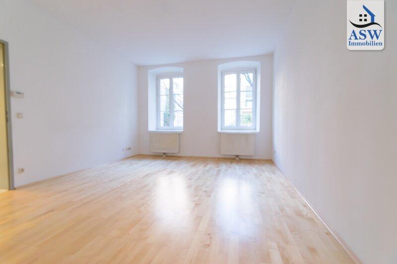 Schöne 1-Zimmer Wohnung inkl. Garagenplatz Nähe Brunnenmarkt