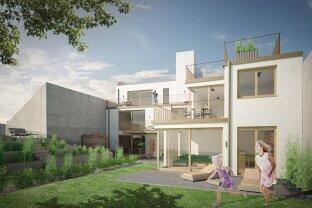 BAUSTART !!! NEUBAU - DACHGESCHOSS , 3 Zimmer auf 68 m² mit 27 m² Terrasse