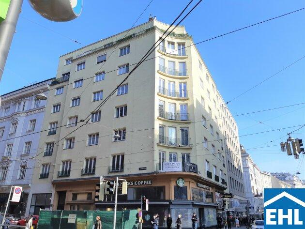 Neu sanierte Bürofläche direkt bei Wien Mitte