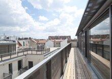 Modern Wohnenmit Terrassen Nahe der beliebten Mariahilfer Straße, U3