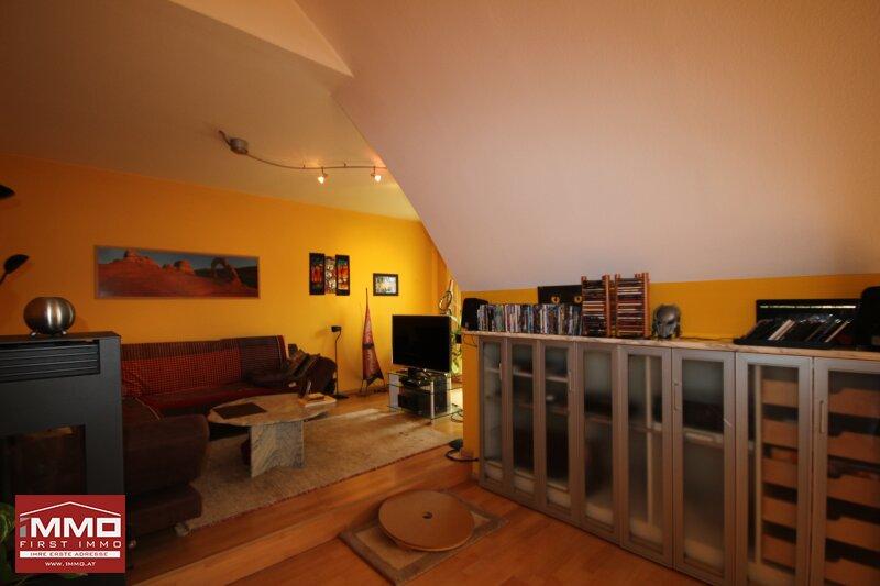 Schöne und gepflegte 3 Zimmer DG-Wohnung mit großer SW-Terrasse und Grünblick! /  / 1230Wien / Bild 3
