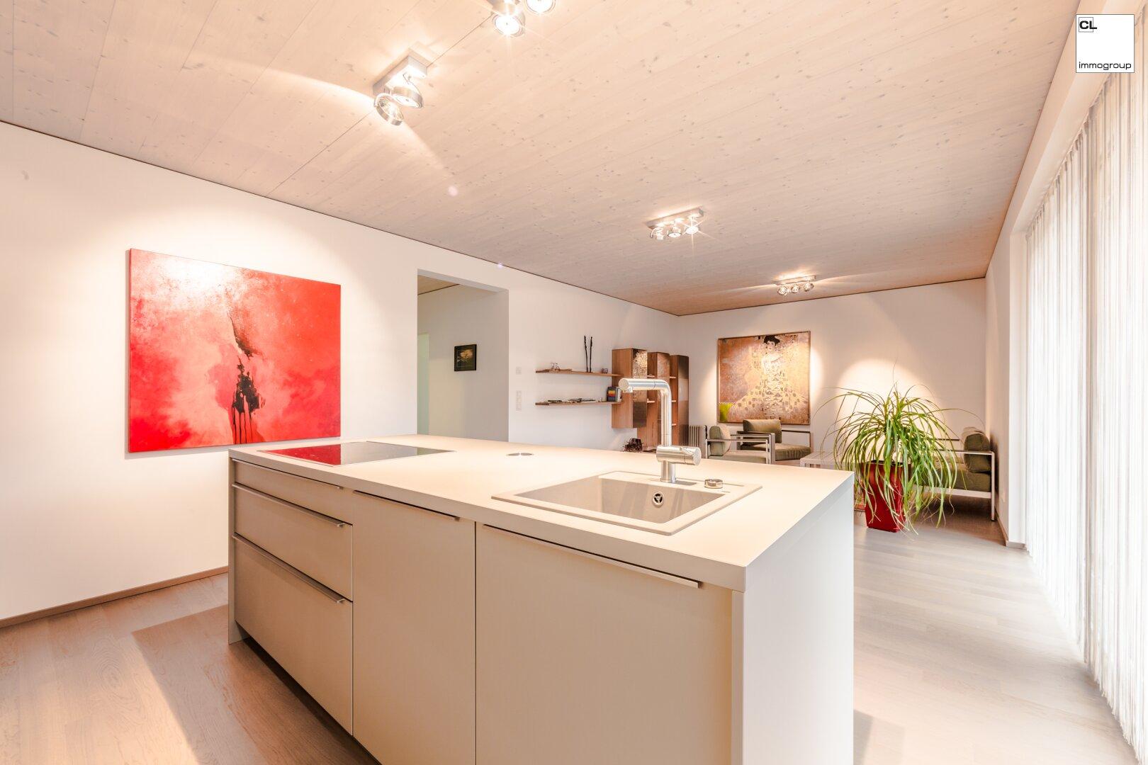 Sensationelle neuwertige Wohnung in Mondsee zu verkaufen