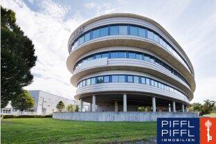 Modernes Büro an der Donaulände