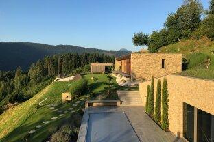 Architektenvilla in malerischer Aussichtslage mit traumhaftem Seeblick