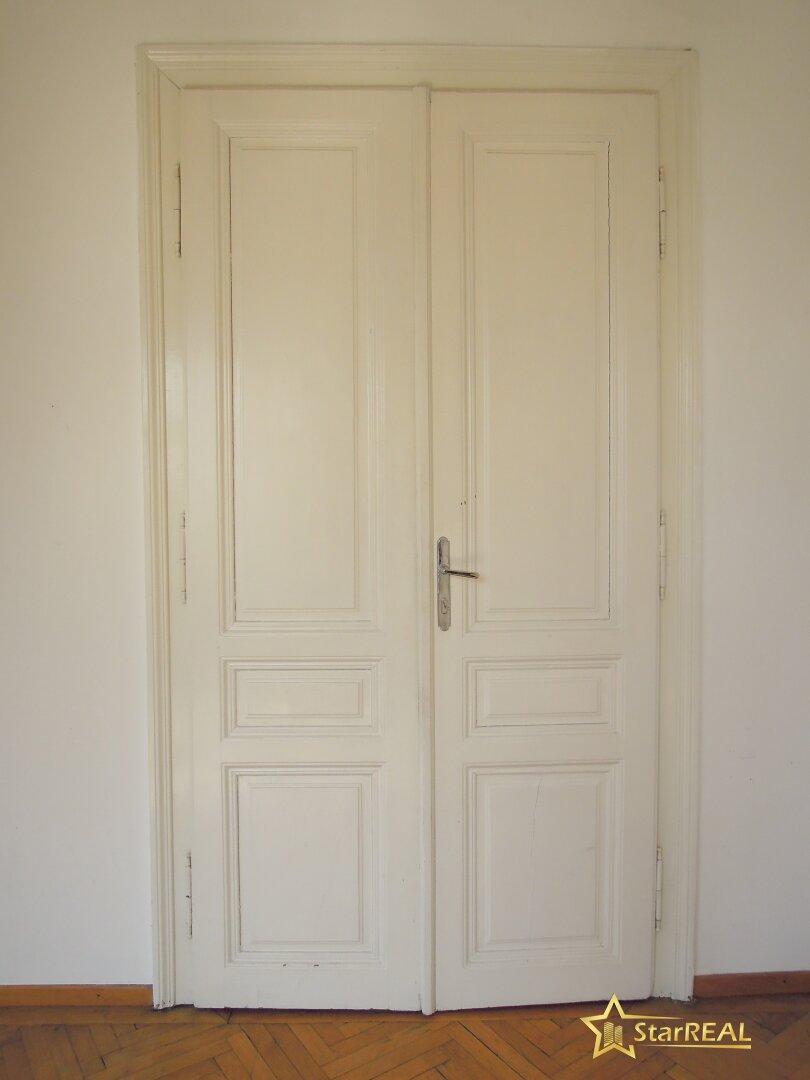 antike Flügeltüre