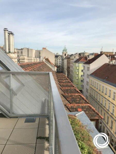 1060 // Wohntraum auf zwei Ebenen! Zwischen Mariahilferstraße und Naschmarkt! /  / 1060Wien / Bild 6