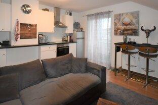 Naherholungsgebiet Salzachsee - 2-Zimmer-Wohnung mit Balkon