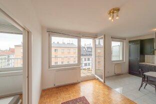 2-Zimmer Terrassenwohnung in U-Bahn-Nähe! // Thaliastraße 149!