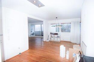 Hochwertig sanierte Wohnung im 19. Bezirk mit PKW Stellplatz, tollem Grünblick und Pool