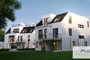 STADTHAUS 7HIRTEN | Ruhelage | Perfekt geschnittene 3-Zimmer | 120 m² Garten + Terrasse | Sommer 2021 bezugsfertig | TOP 2.2