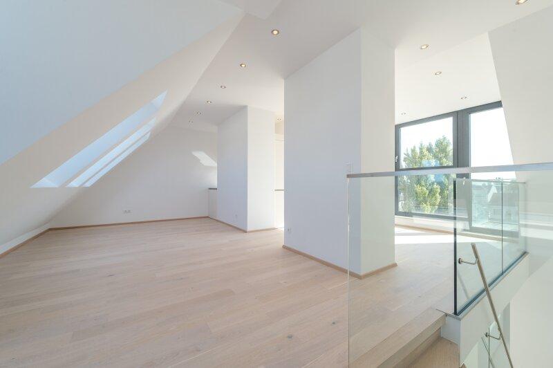 ++PROVISIONSRABATT** Hochwertige 4-Zimmer DG-Maisonette, tolle Aufteilung! 2 Terrassen!! Weitblick ***Videobesichtigung*** /  / 1210Wien / Bild 10