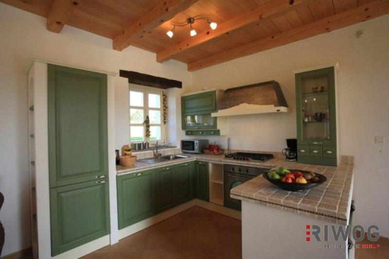 +++Tolles Steinhaus mit wunderschönen Blick auf die Berge+++ /  / 52420Buzet und Motovun / Bild 1