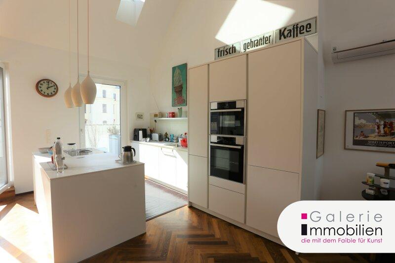 Außergewöhnliche DG-Wohnung mit Terrasse auf Wohnebene - Garagenplatz Objekt_34973 Bild_52
