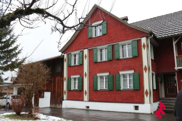 3-Zi.-Wohnung mit großem Garten
